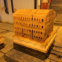 large supplier / use of refractory/standard brick dimensions