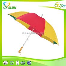 2015 Hot fashion rain gear colorful folding umbrella wholesale