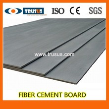 Fiber Cement Board 100% Free Of Formaldehyde Applied For Wall Partition