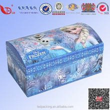Fashionable and hot-sale gift packing box,customized gift box