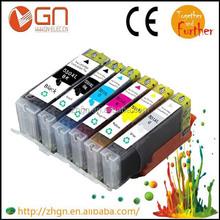 PGI-550 CLI-551 Edible ink cartridge for Canon MG6450 MG5550 IX6850 Compatible Edible ink cartridge