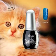 hottest promotional cat eye color gel nail polish