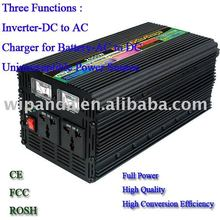Power Inverter With Battery Charger (UPS) 2000W