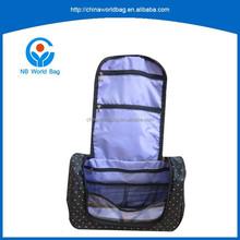 CGY primark Certification Wholesale hanging toiletry make up bag