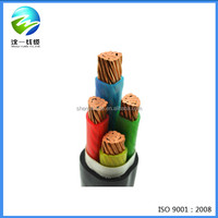PVC insulated PVC sheathed electrical cable with different specifications