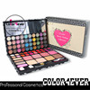72 colour professional guangdong eyeshadow wholesale high pigment makeup