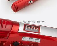 инструменты для укладки chapinha nano титана пара термостат Ион выпрямления кудрей волосы шина двойного напряжения 110-240 в переменного тока