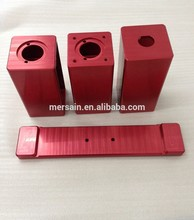 Switch Box Type Enclosures for Electronics /CNC machining customized OEM Metal Enclosure