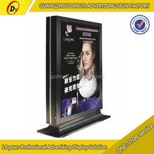 Popular LED Advertising display outdoor scrolling advertising billboard