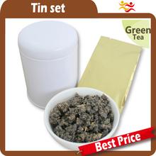 High quality antique kraft tea tin box / custom tea canister