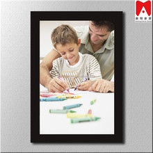 Decorative Black Table Top To Plastic Poster Frames