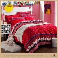2013 new 100% cotton comfortable bedding set