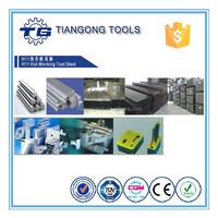 1.2343 SKD6 35CrMoV5 4Cr5MoSiv hot work H11 tool steel