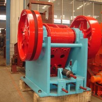 Hot Sale Diesel Engine Gold Mining Equipment/Portable Crusher/Small Diesel Engine Jaw Crusher