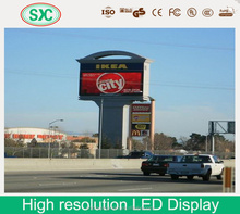 Highway advertising led display screen signs led wall wash 36w company