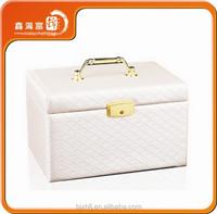 High grade promotion fashion design small jewelry box drawer handles