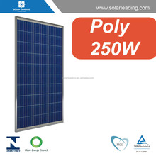 High efficiency 20% 250w solar panels, choosing us means to choosing the best price