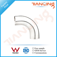 Factory Price Pipe Fitting Tee End Cap U Bend Reducer Bushing Coupling Stainless Steel Elbow
