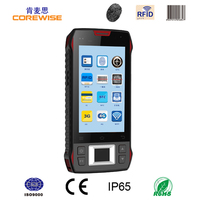 High-Sensitivity gps android pda handheld barcode laser scanner smart phone