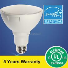 UL&Energy Star Listed BR30 Led Lamp/Bulb 9W 700lm 5000K CRI>80