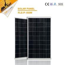 New products with SGS certification made in china, for per watt price of poly 250w solar panel