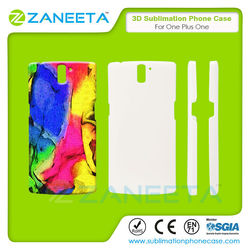 3D sublimation case for oneplus one | sublimation phone case for oneplus one | sublimation case for oneplus one