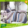 customize 100% cotton bedding fabric Bedding Set