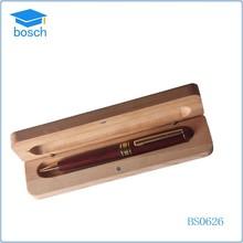Luxury gift pen set/Wooden ballpoint pen/wood pen set