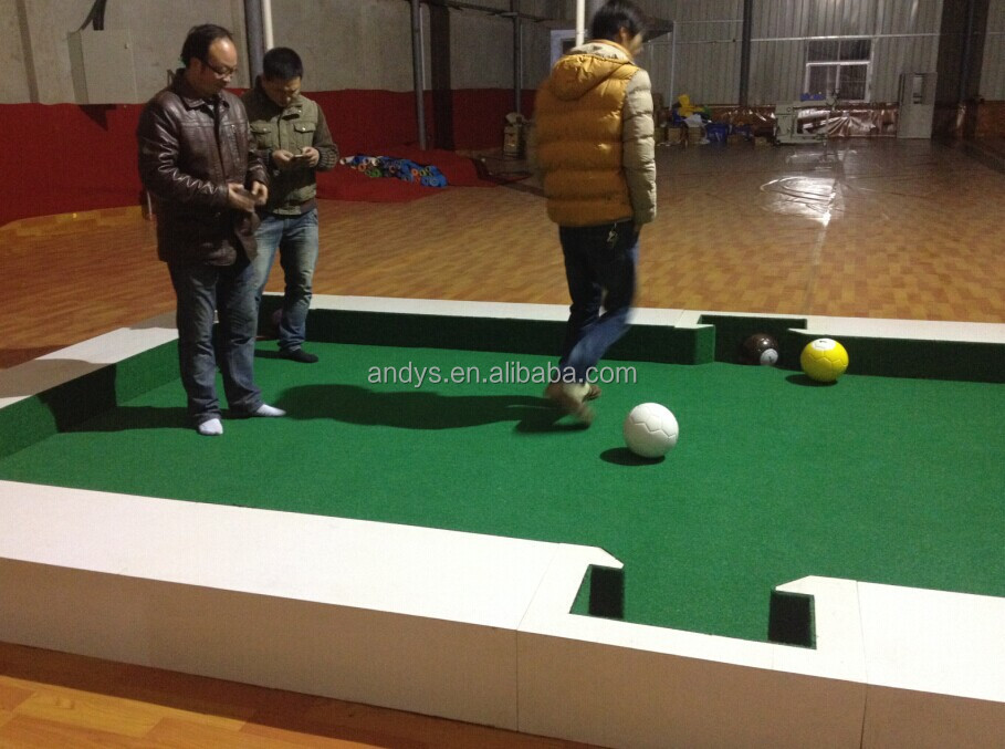 Inflatable billiards inflatable games for adults 2015 new for Table games for adults