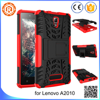 Armor Rugged Combo Cover Mobile Phone Case for Lenovo A2010