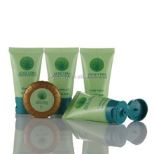 Disposable Hotel Cosmetic Shampoo Lotion