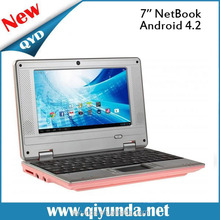 "cheap linux netbook android netbook 7"" TFT 800x480 VIA 8880 Mononuclear"