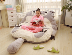 totoro bed set sleeping bag