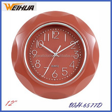old fashioned romantic wall clock for dinning room