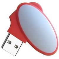 round shape cartoon design usb 4gb,bulk cheap cute mini usb drives