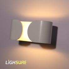 Modern residential 5w wall mount led light