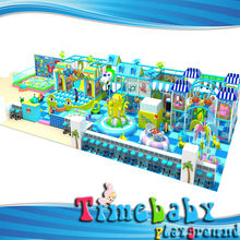 ISO9001 certificated indoor water bed for play park, soft indoor playground with high quality