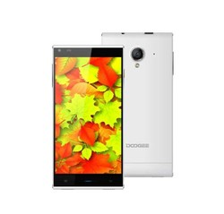 Hot Selling DOOGEE DG550 Mobile Phone Android 4.4 MTK6592 1.7GHz Octa Core 5MP+13MP 1GB RAM 16GB ROM smart phone