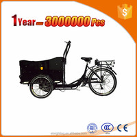 original cargo tricycle urban bicycles family tricycle cargo