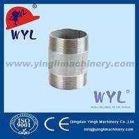 Stainless Steel 316 BSP 1'' Barrel Nipple