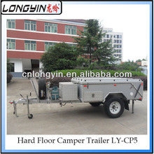 Hard floor camper trailer/caravan