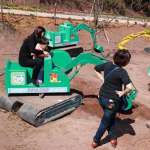 Environmental material kids toy excavator for sale
