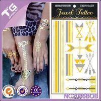Jewels Tattoo,Newest Color Metallic Tattoo,Make Up Tattoo Sticker