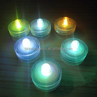 Hot sales remote control waterproof led candle light with low price