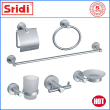 top quality aluminium bathroom accessories set model 11600