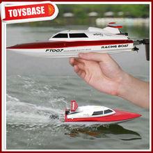 Ft007 Feilun 4CH 2.4 G haute vitesse Radio rc bateau moteur brushless