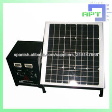A.P.T - SPS - 100~150wp solar panel mini home power system