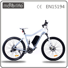 MOTORLIFE/OEM direct factroy supply 36V250W electric mountain motor bike