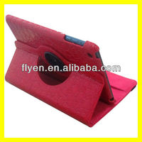 Tablet Accessories 7.9 inch for iPad Cover 360 Rotating Leather Smart Case Crocodilian Pattern Manufacturer Wholesale