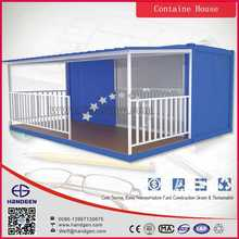 News customized steel prefabricated container modular house